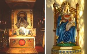 Walsingham Black Madonnas