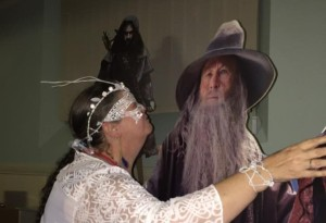 Faery Ball w/ Gandalf the Grey!
